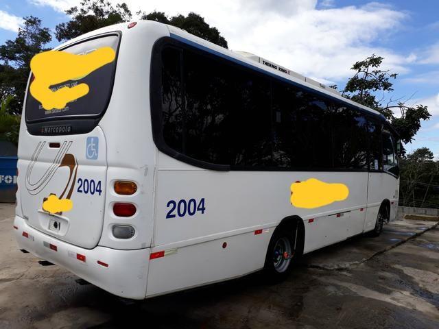 Microônibus sênior Marcopolo 8-150 - Foto 4