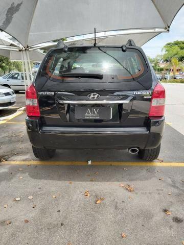Hyundai Tucson GLS 2.0 16V Flex AUT 2014 - Foto 5