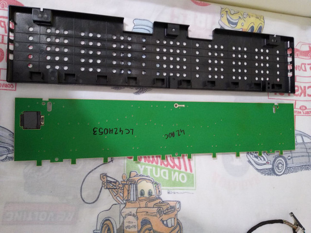 Placa inverter tv AOC Lc42h053 - Foto 3