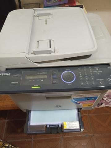 Impressora Samsung 3170 fn em ótimo estado - Foto 4