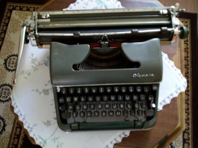 Máquina de escrever, olimpia - Foto 2