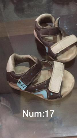Sapatos infantil masculino - Foto 5