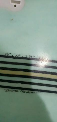 Longboard Daniel Friedman 9'0 - Foto 3