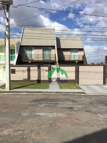 Sobrado 3 dormitórios R$ 899.000 - Capão Raso - Foto 2
