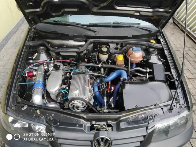 Saveiro 2001 turbo legalizada  - Foto 4