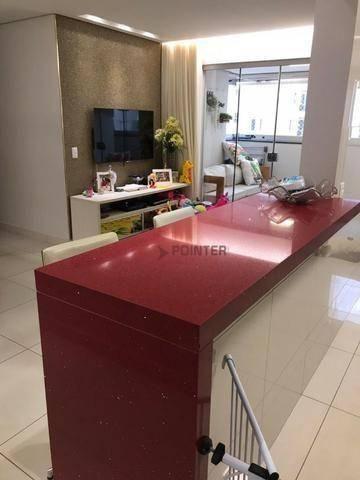 Apartamento com 3 dormitórios à venda, 84 m² - Jardim Goiás - Goiânia/GO - Foto 11