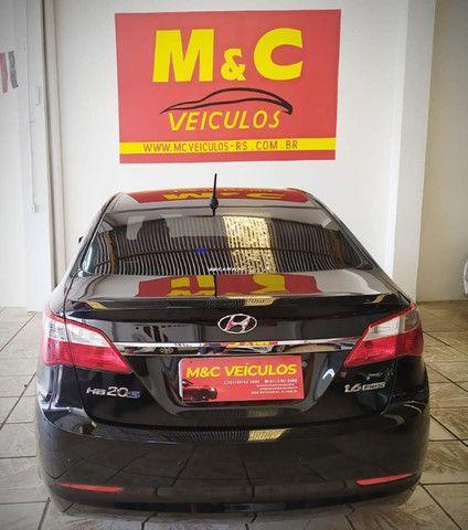 Hyundai HB20s 1.6 flex 2015 Impecável! - Foto 3