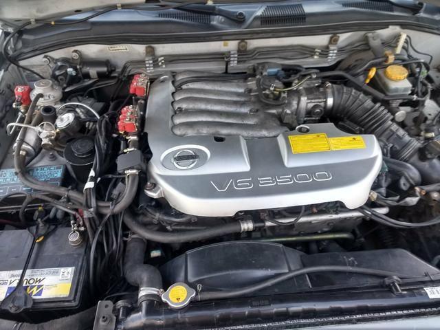 Nissan Pathfinder GNV repasse - Foto 6