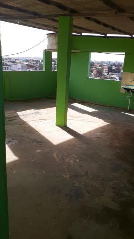 Casa 2/4 com cobertura  3°andar no Tancredo  Neves - Foto 9