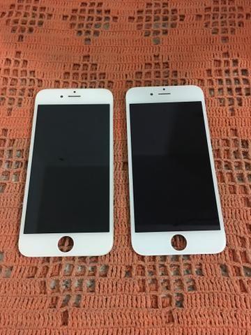 F r o n t a l display iphone sete p l u s