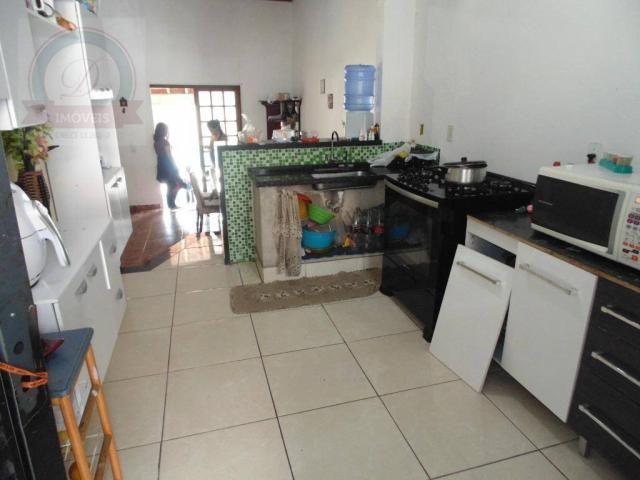Casa com 3 dormitórios para alugar, 90 m² por R$ 1.335,00/mês - Parque São Jorge - Campina - Foto 6