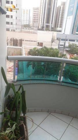 Apartamento com 3 dormitórios à venda, 234 m² por R$ 480.000,00 - Miguel Sutil - Cuiabá/MT - Foto 4