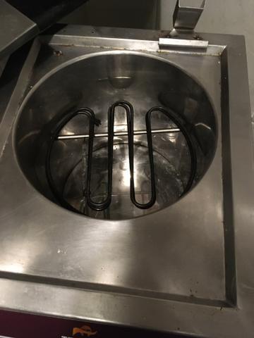 Fritadeira Tedesco Fr 22 água e óleo - Foto 3