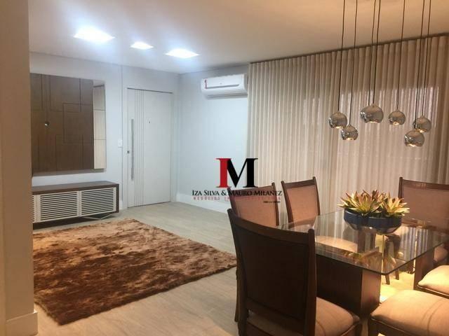 Alugamos apartamento mobiliado com 3 quartos proximo ao MP - Foto 4