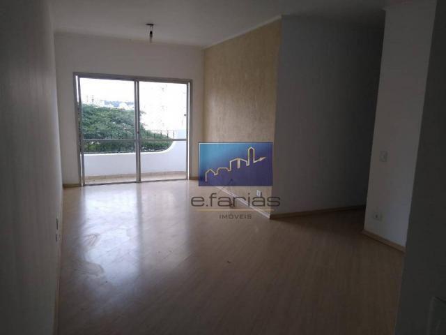 Apartamento com 3 dormitórios para alugar, 70 m² por R$ 2.500,00/mês - Vila Matilde - São  - Foto 2