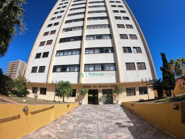 Apartamento com 3 dormitórios à venda, 99 m² por R$ 370.000 - Jardim Matilde - Ourinhos/SP
