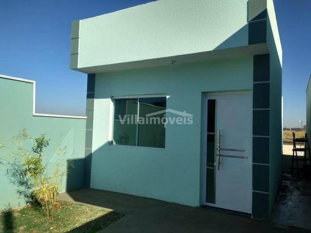 Casa à venda com 2 dormitórios em Jardim são judas tadeu, Campinas cod:CA007990 - Foto 2