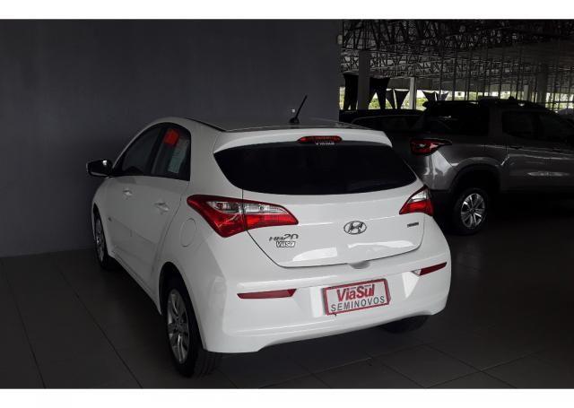 Hyundai Hb20 Comfort Plus 1.6 16V At Flex - Foto 3
