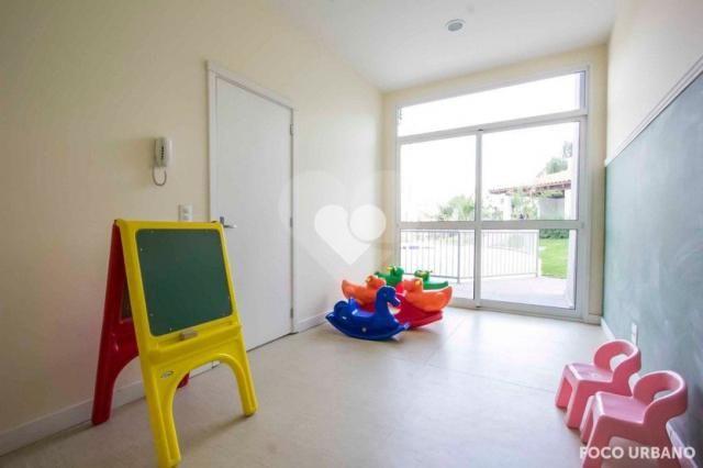 Apartamento à venda com 3 dormitórios em Partenon, Porto alegre cod:28-IM418451 - Foto 9
