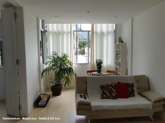 Apartamento para Venda em Rio de Janeiro, Jardim Botânico, 1 dormitório, 1 banheiro