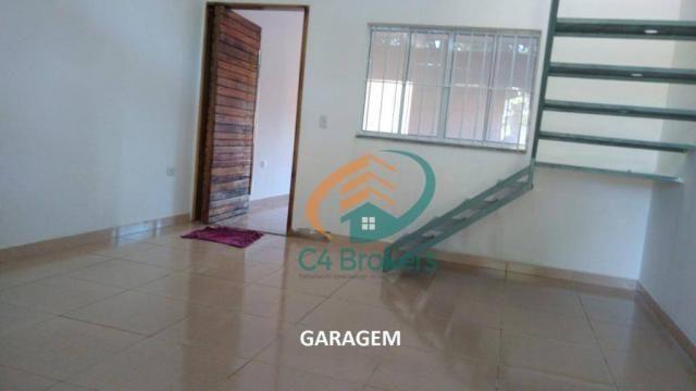 Sobrado com 3 dormitórios à venda, 120 m² por R$ 220.000,00 - Jardim Oliveira II - Guarulh