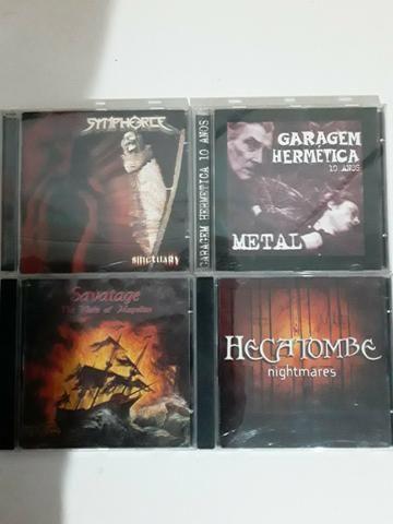 Lote : CDS Rock Metal e outros - Foto 3