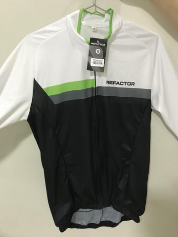 Camisa para ciclismo Reflex luz