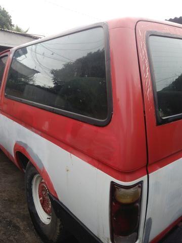 Troco essa Bonanza por um caminhão pode ser ou de carroceria ou cassamba - Foto 2