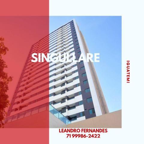 Singullare Iguatemi - Apartamento com 02 quartos na região do Iguatemi. TQR26373