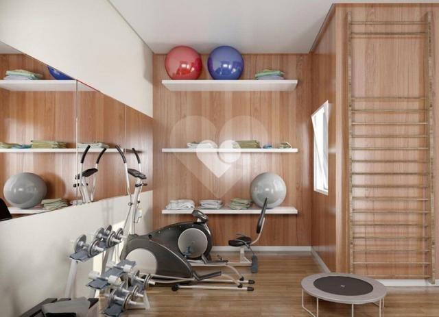 Apartamento à venda com 1 dormitórios em Azenha, Porto alegre cod:28-IM415015 - Foto 16