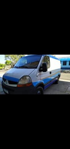 Van Renault Master Furgão curto Diesel 2010 - Foto 5