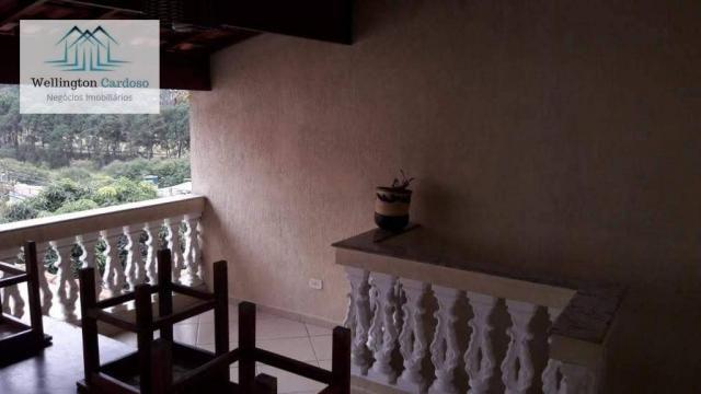 Sobrado com 2 dormitórios à venda, 220 m² por R$ 350.000 - Jardim São Manoel - Guarulhos/S - Foto 12