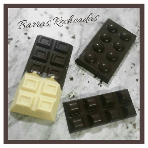 Barra de Chocolate Recheada