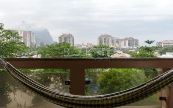 Apartamento para alugar com 3 dormitórios em Barra da tijuca, Rio de janeiro cod:BI7153