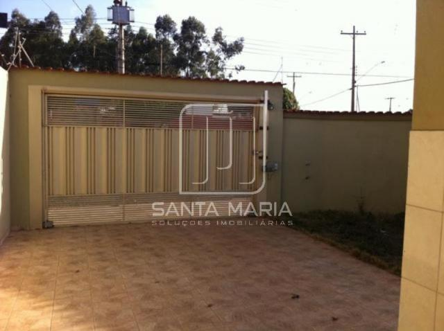 Casa à venda com 3 dormitórios em Resid pq dos servidores, Ribeirao preto cod:48312