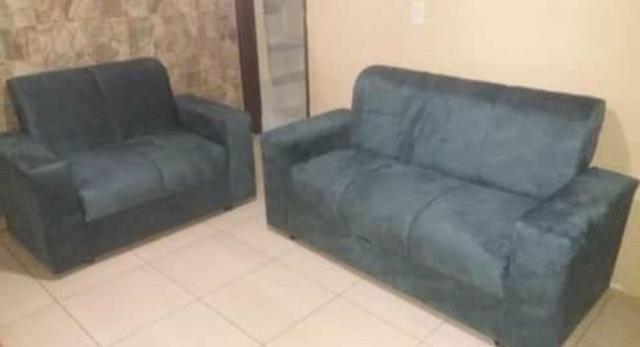 Jogo de sofa 2 e 3 lugares - Foto 2