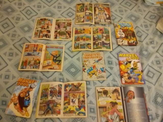 Revista em quadrinhos - Foto 3