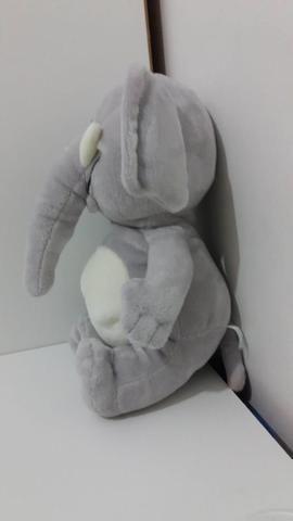 Lindo elefante de pelúcia - Foto 4