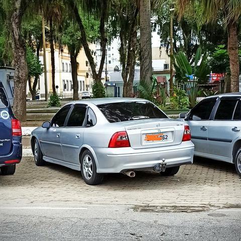 Vectra CD Top de Linha, Manual e Chave reserva! - Foto 9