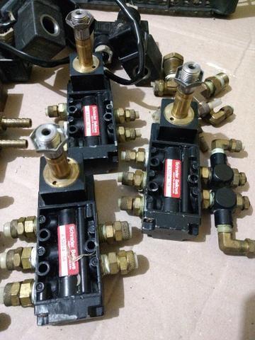 Válvulas pneumática e solenóide - Foto 5