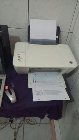 Impressora semi nova hp