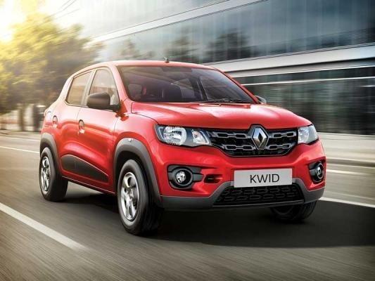 Kwid - Entrada a partir R$2.284,70