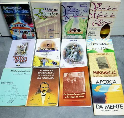Coleção Espírita com 65 Títulos - Foto 6