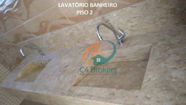 Sobrado com 3 dormitórios à venda, 120 m² por R$ 220.000,00 - Jardim Oliveira II - Guarulh - Foto 8