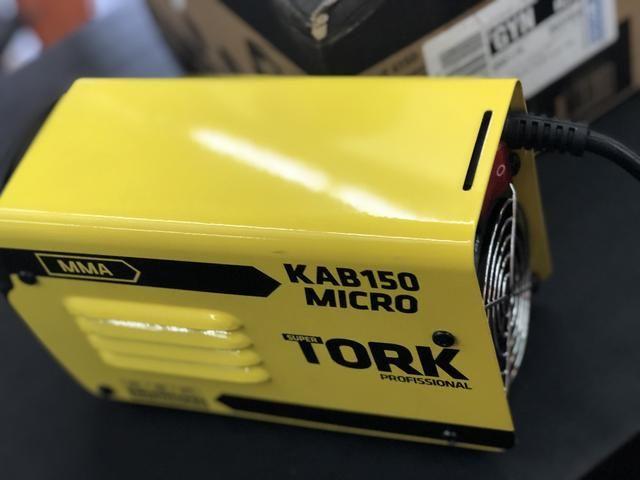 Inversor de Solda 150 Amperes Super Tork - Foto 3