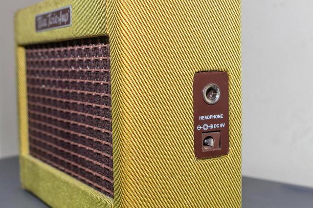 Amplificador Fender Twin Mini - Foto 2