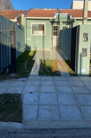 Casa de 02 Dormitórios no Campo de Santana é na OKA Imóveis