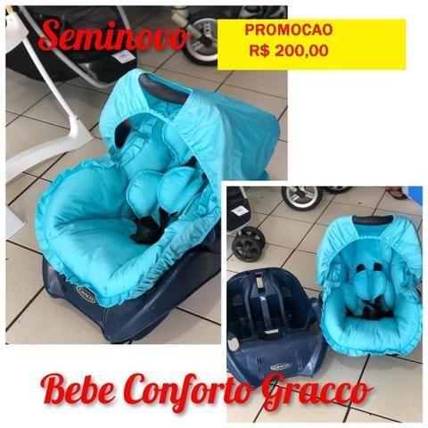 Bebe Conforto Gracco + Base Automotiva