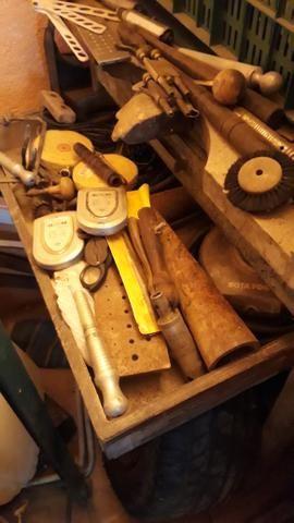 Vendo laminador eletrico para ourives fio chapa - Foto 3
