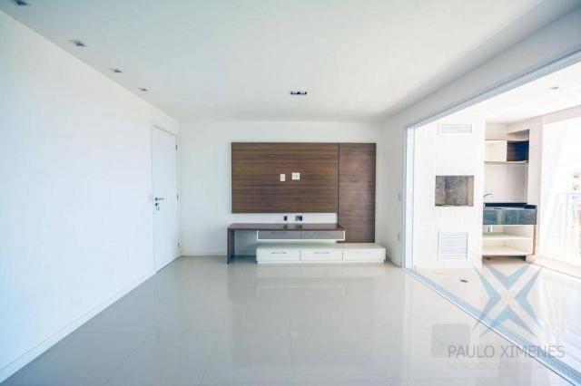 Living Resort com 3 dormitórios para locação ou venda, 116 m² por R$ 935.000 - Manoel Dias - Foto 6